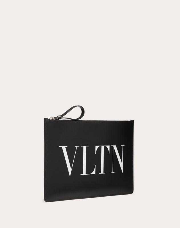 Large VLTN Zip Pouch
