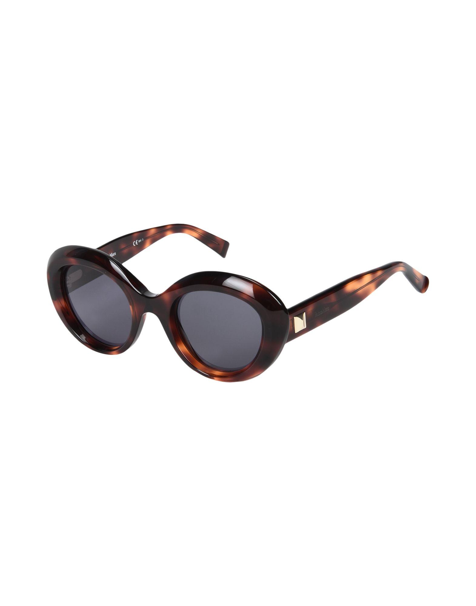 MAX MARA Солнечные очки очки солнцезащитные max mara max mara ma994dwgah03