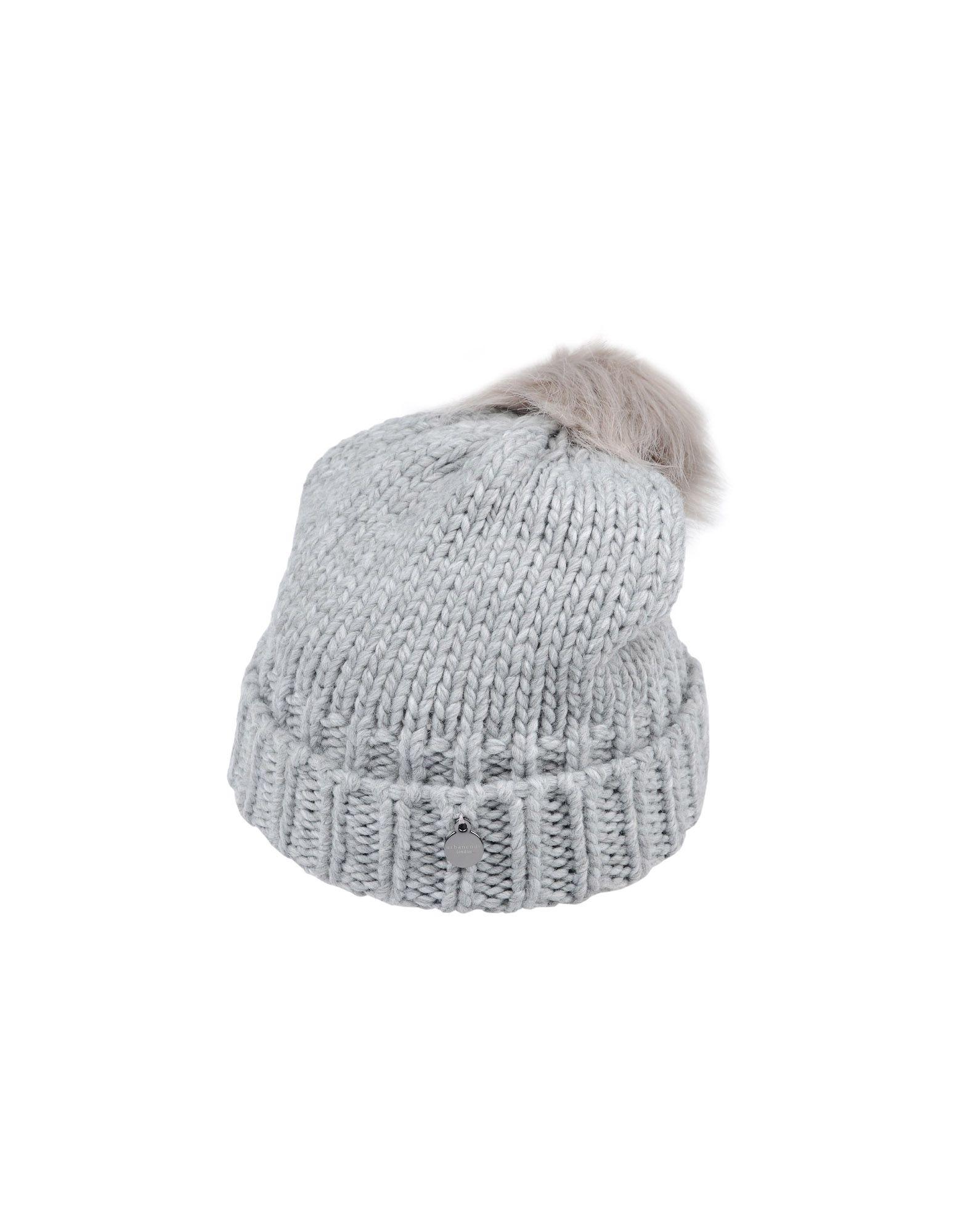 URBANCODE Damen Mützen & Hüte Farbe Grau Größe 1
