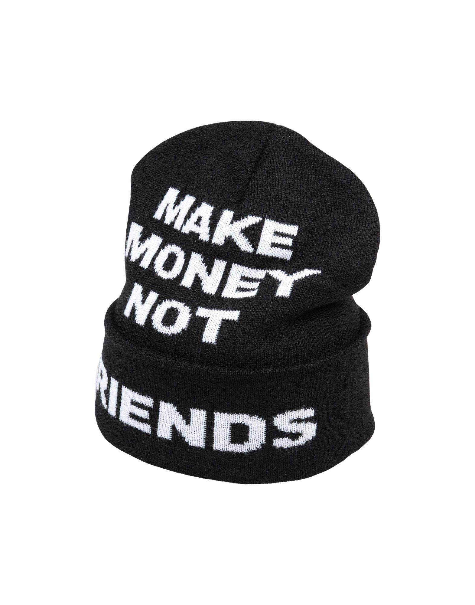 MAKE MONEY NOT FRIENDS Головной убор money
