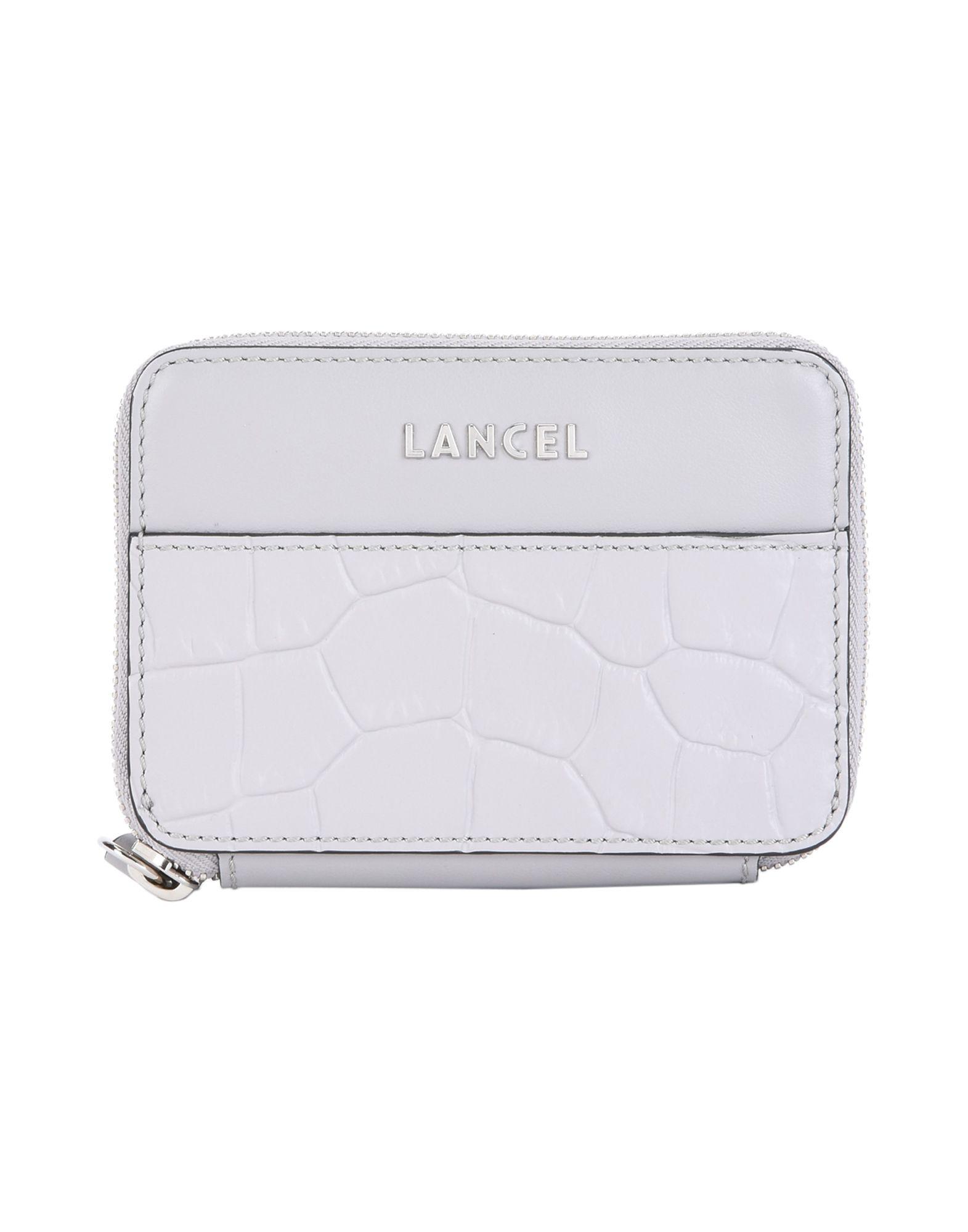 LANCEL Бумажник цена и фото