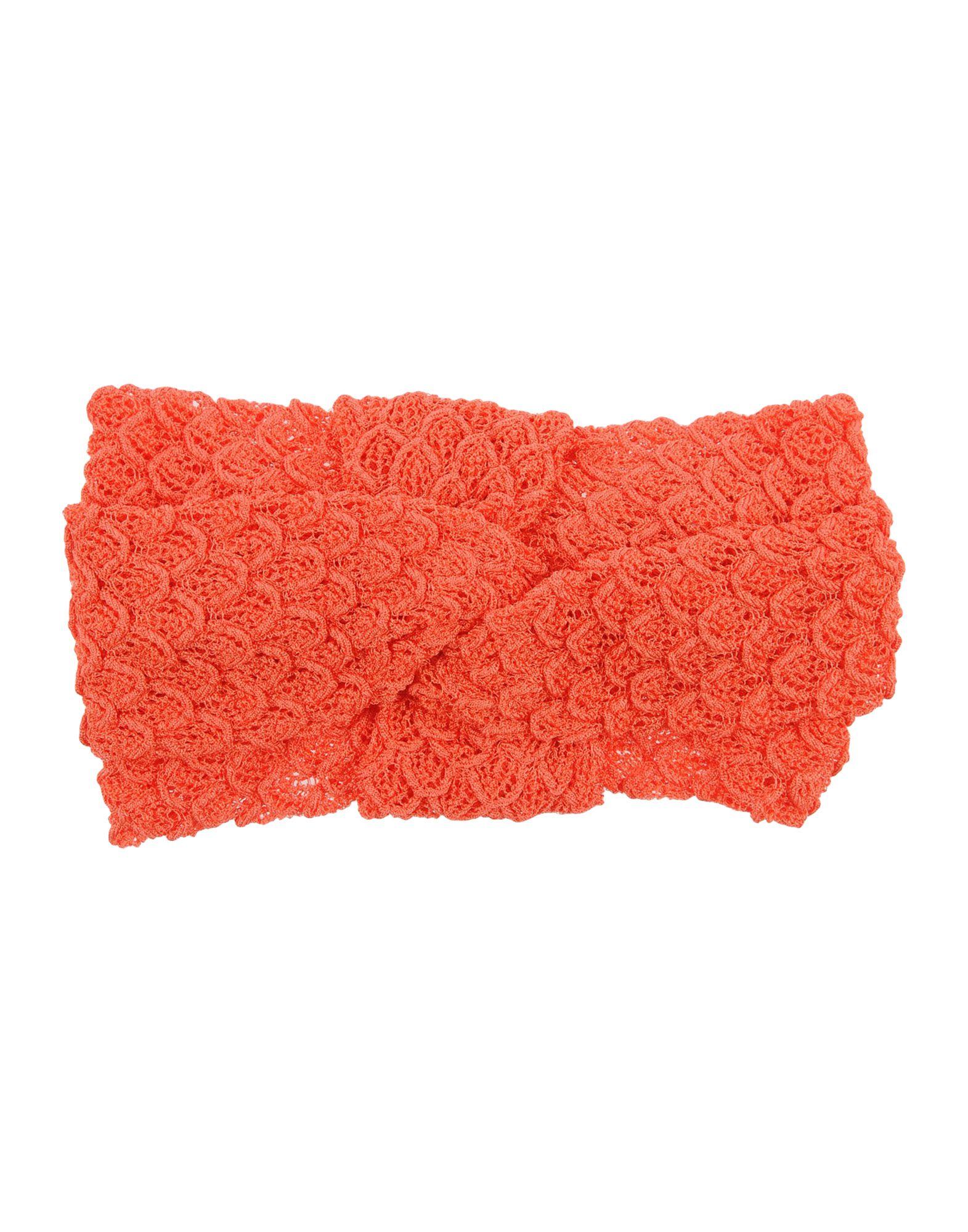 《送料無料》MISSONI MARE レディース ヘアアクセサリー オレンジ one size レーヨン 100%