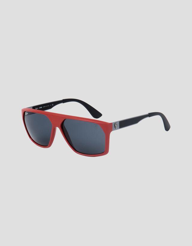 Scuderia Ferrari Online Store - Ray-Ban x Scuderia Ferrari 0RB4309M red  sunglasses - Sunglasses ... 9933f5f235c