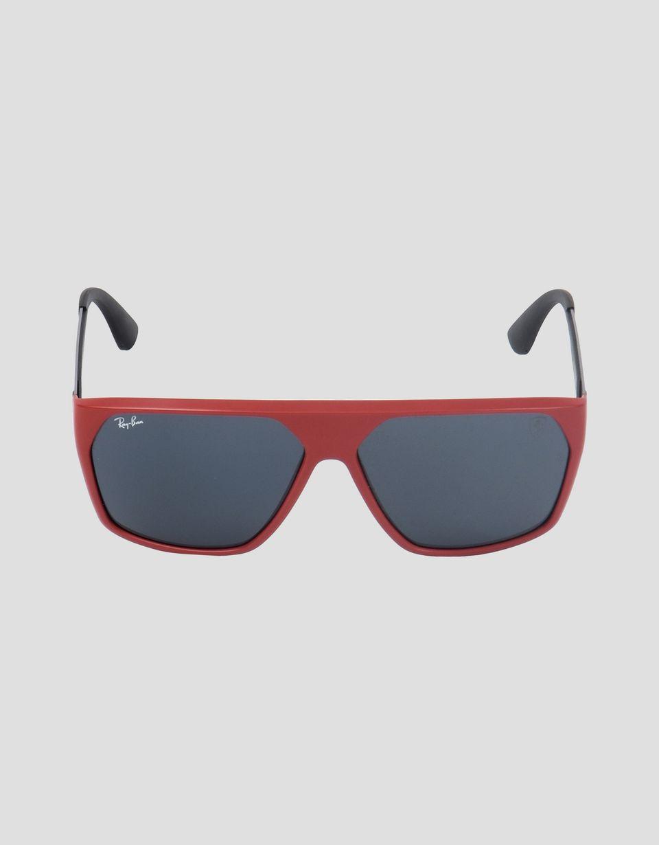 Scuderia Ferrari Online Store - Ray-Ban for Scuderia Ferrari 0RB4309M Rot - Sonnenbrillen