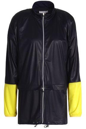 MONREAL LONDON Two-tone shell jacket