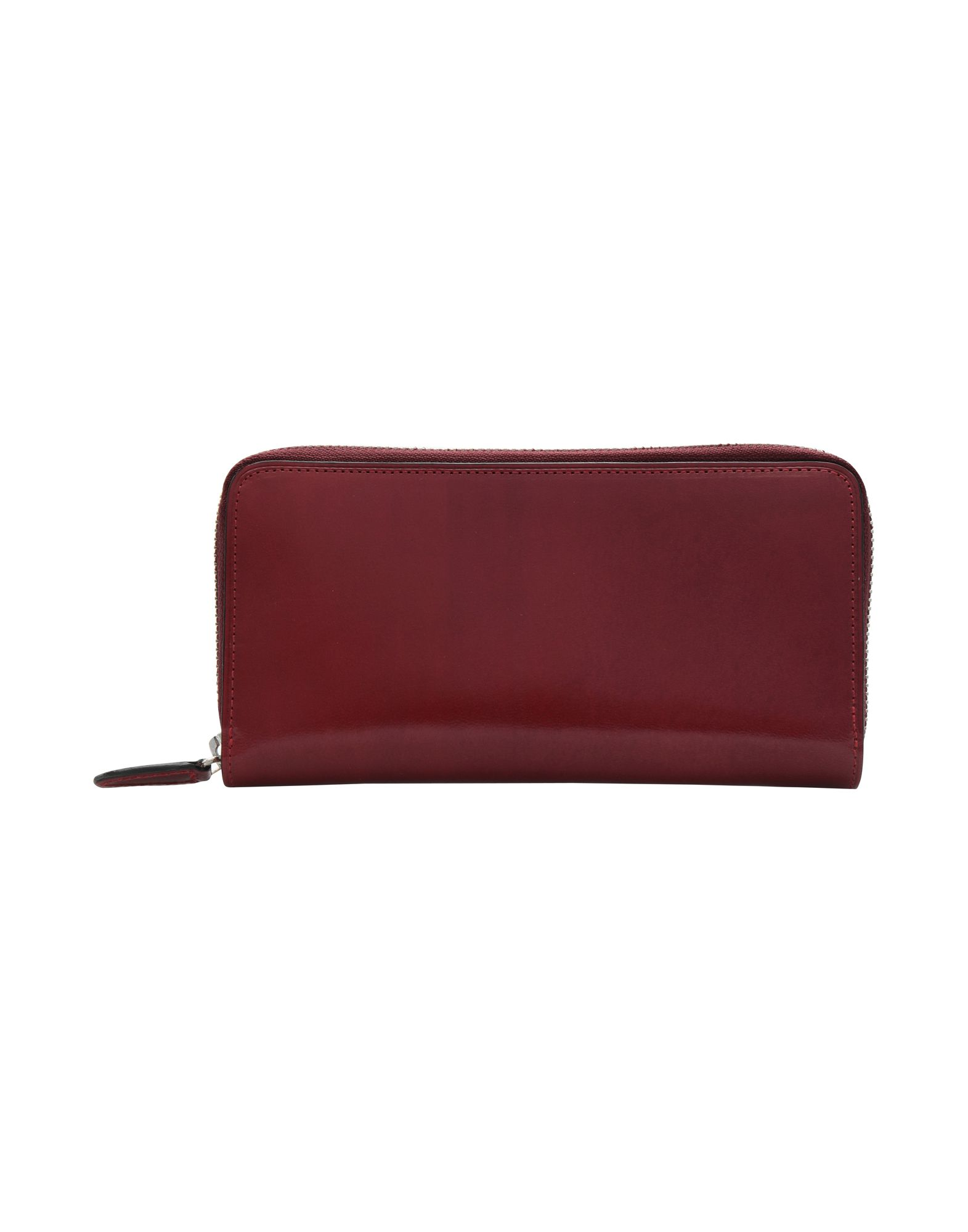 IL BUSSETTO Wallet in Maroon