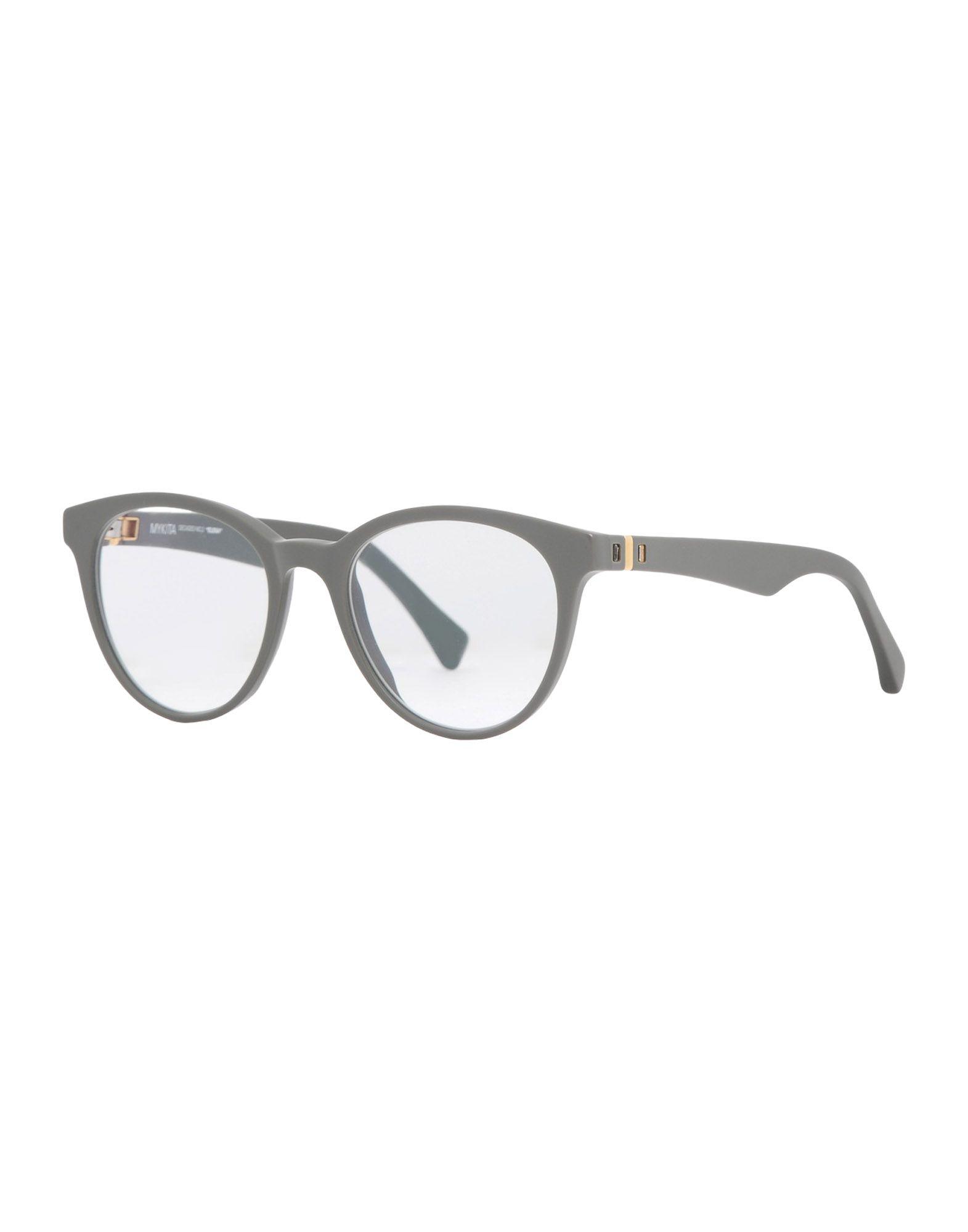 MYKITA Damen Brille Farbe Grau Größe 14