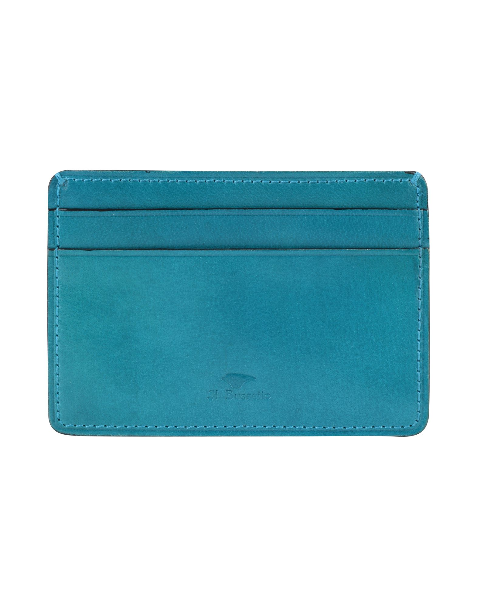 IL BUSSETTO Document Holder in Turquoise