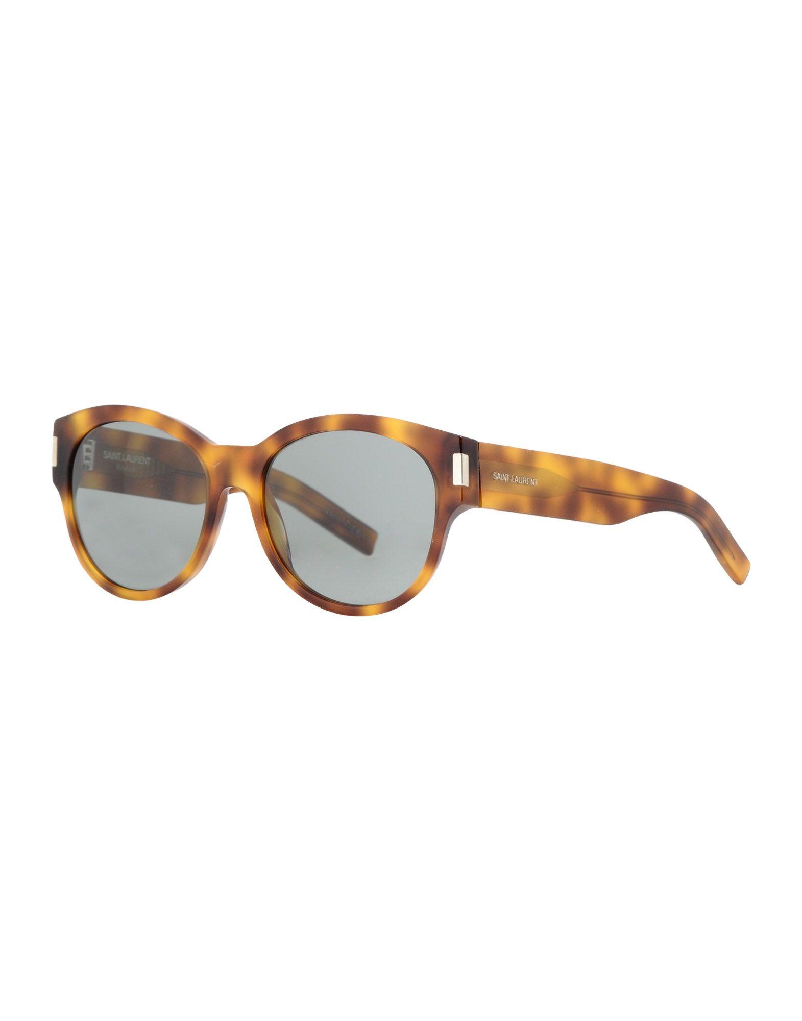 SAINT LAURENT Солнечные очки laurent gerra cournon