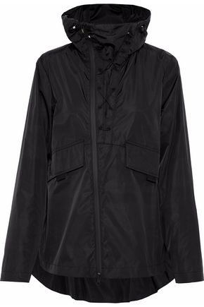 SÀPOPA Scudo lace-up shell hooded jacket
