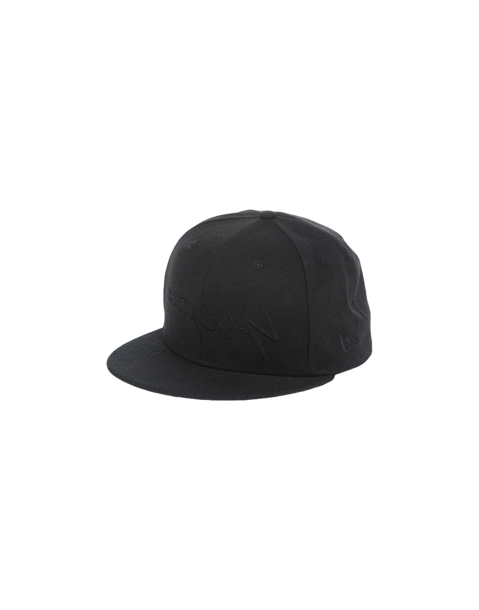 YOHJI YAMAMOTO POUR HOMME Hat in Black