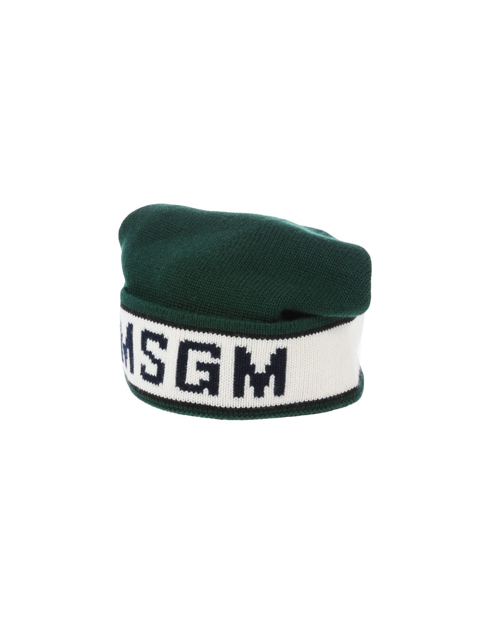 MSGM Головной убор головной убор ae