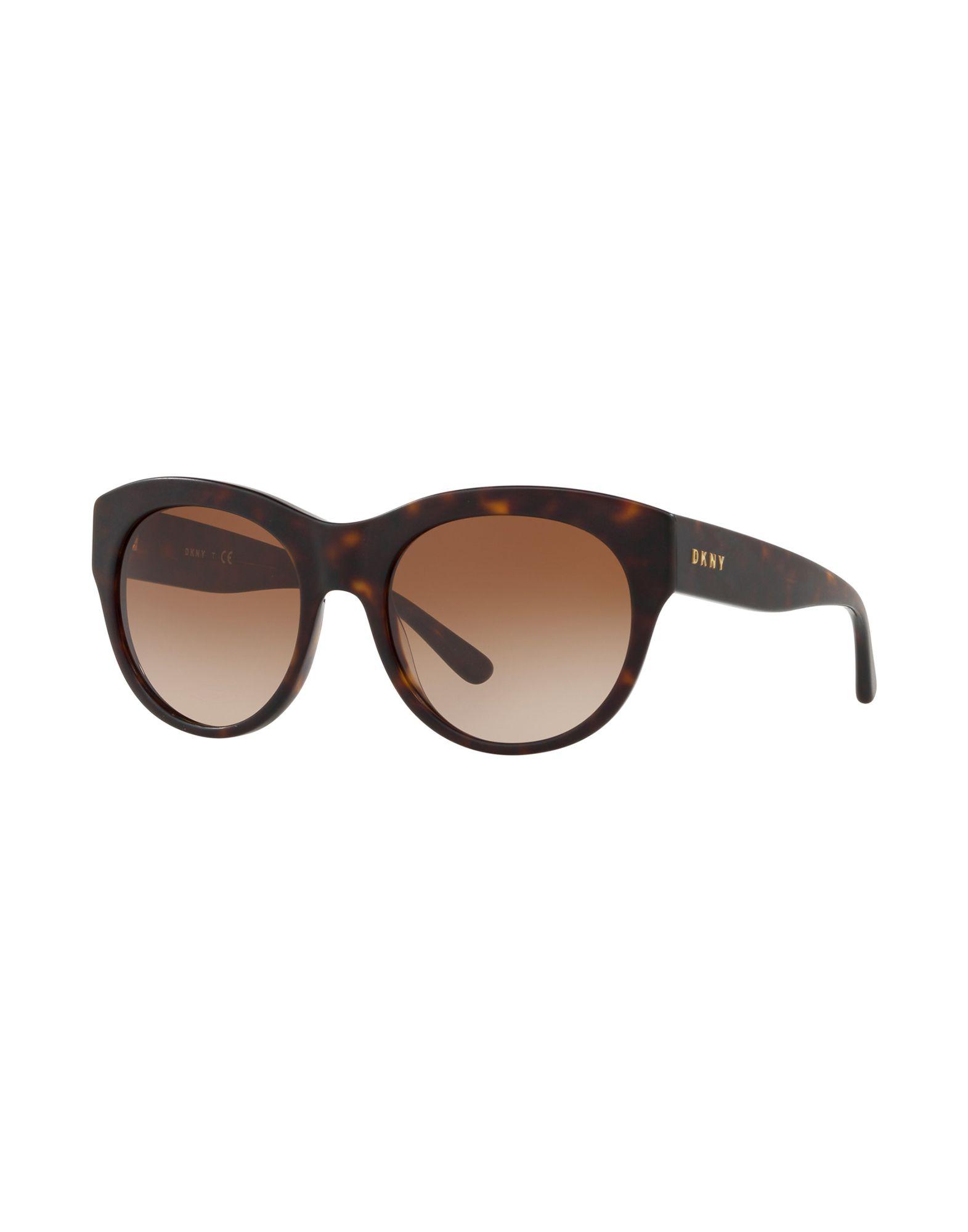 Фото - DKNY Солнечные очки обувь на высокой платформе dkny