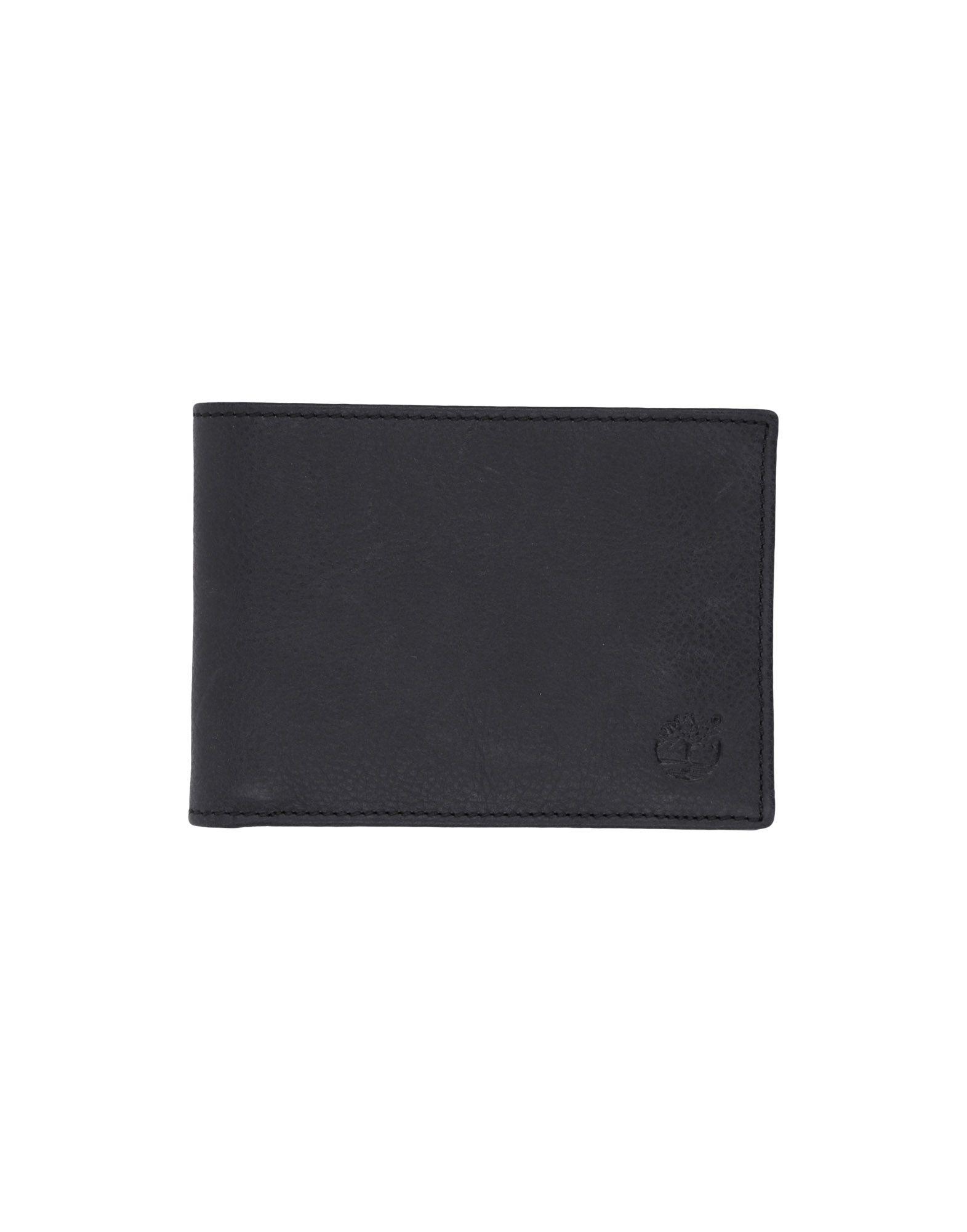 《送料無料》TIMBERLAND メンズ 財布 ブラック 革
