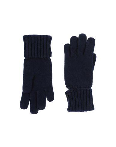 MALO Damen Handschuhe Dunkelblau Größe S 100% Kaschmir