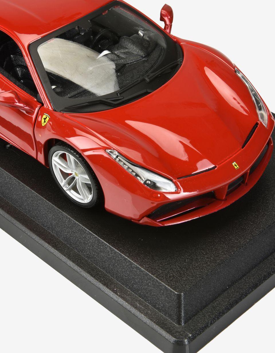 Scuderia Ferrari Online Store - Modellino Ferrari 488 GTB in scala 1:24 - Modellini Auto 1:24
