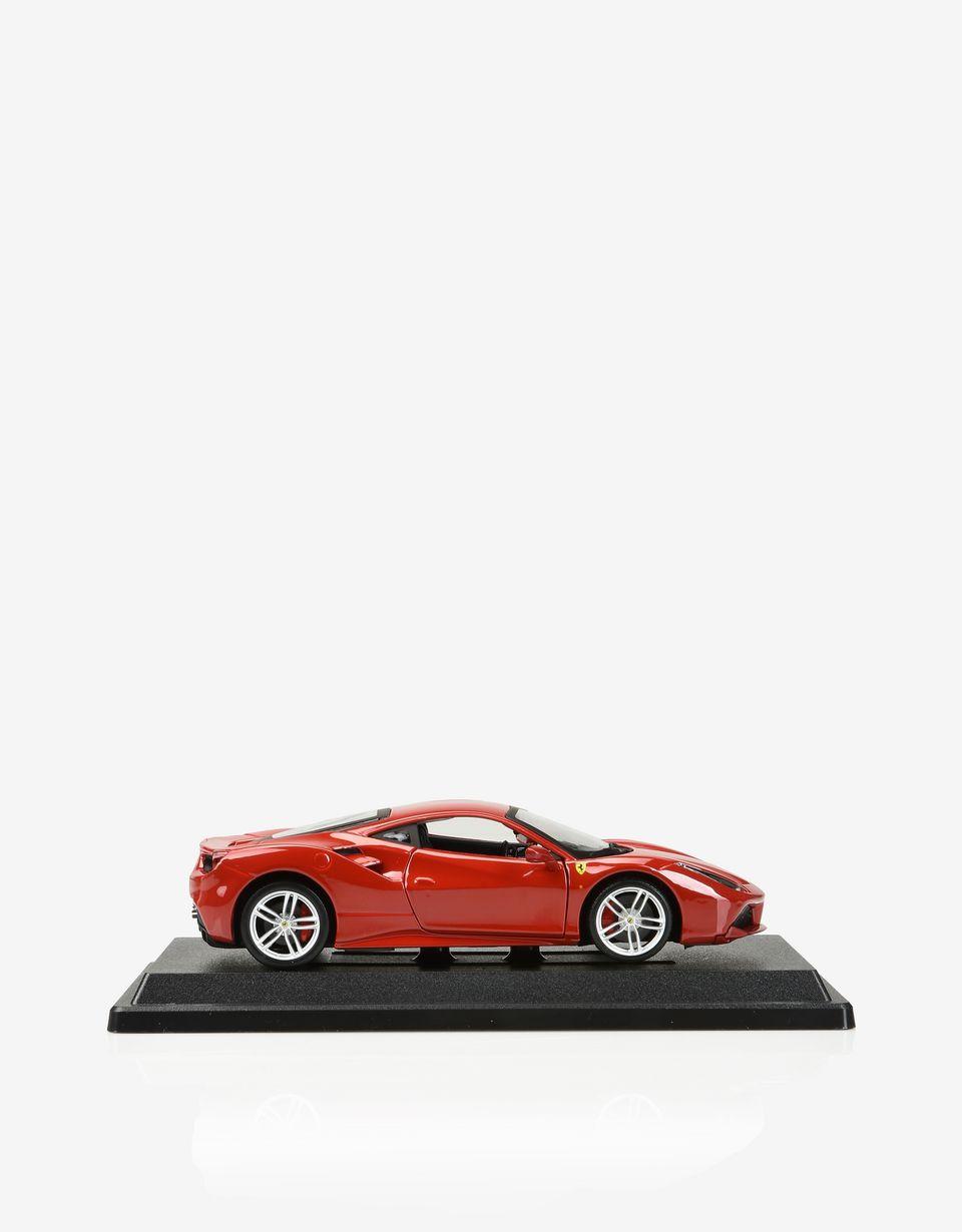 Scuderia Ferrari Online Store - Ferrari 488 GTB 1:24 scale model - Car Models 01:24
