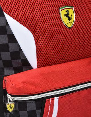 Scuderia Ferrari Online Store - Scuderia Ferrari American-style backpack - School Bags