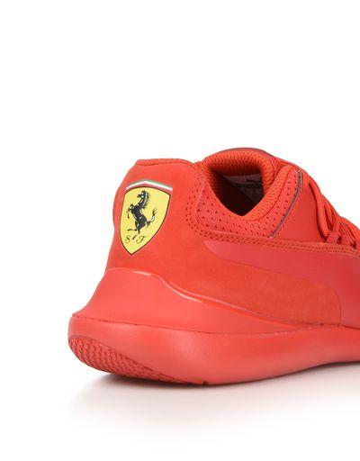 Scuderia Ferrari Online Store - Scuderia Ferrari EVA Cat Junior sneakers - Sneakers