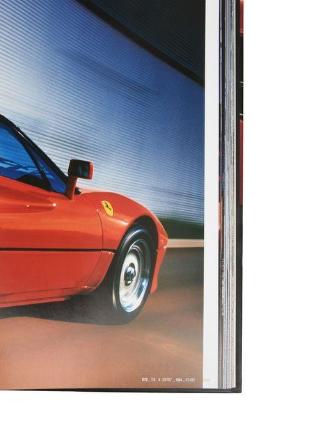 Scuderia Ferrari Online Store - The Ferrari Book - Books