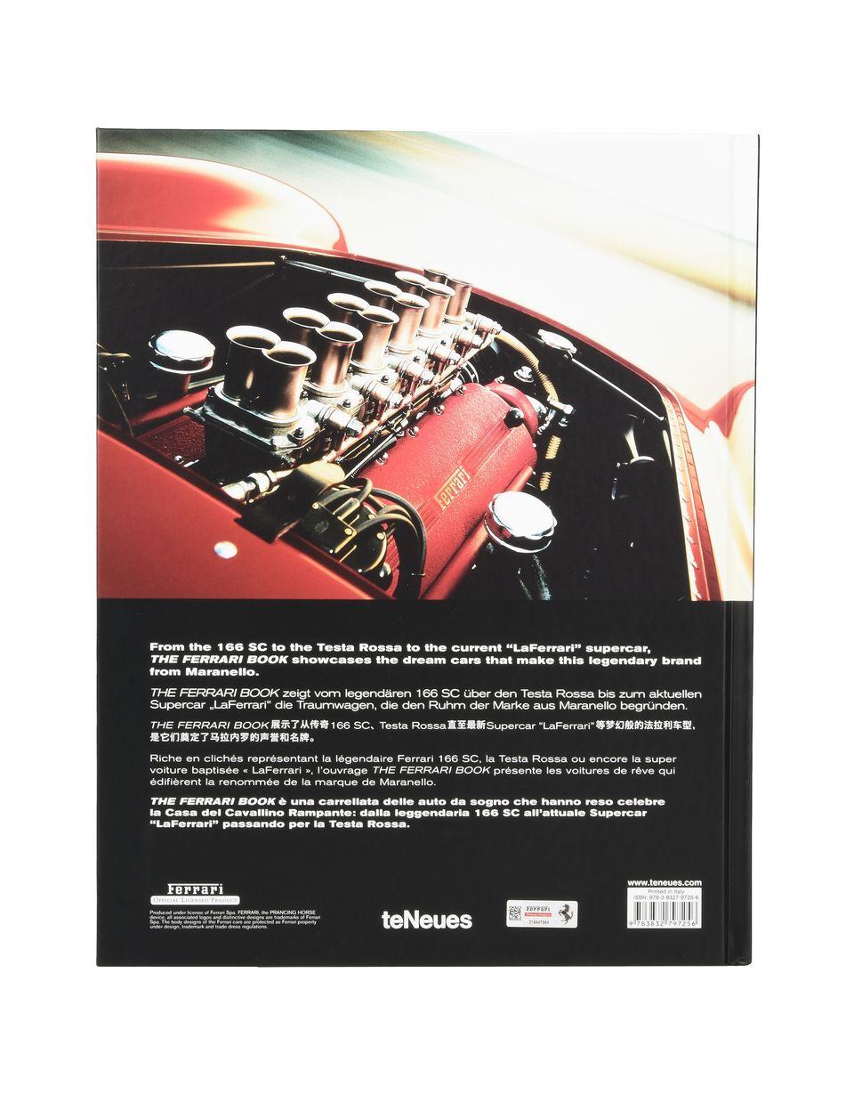Scuderia Ferrari Online Store - The Ferrari book - Libri