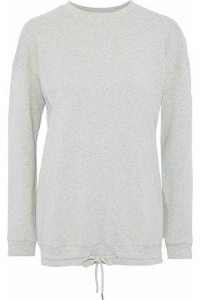 CUSHNIE ET OCHS Amina cutout jersey sweatshirt