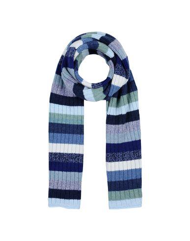 Купить Мужской шарф DRUMOHR синего цвета