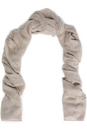 JOSEPH Mélange cashmere scarf