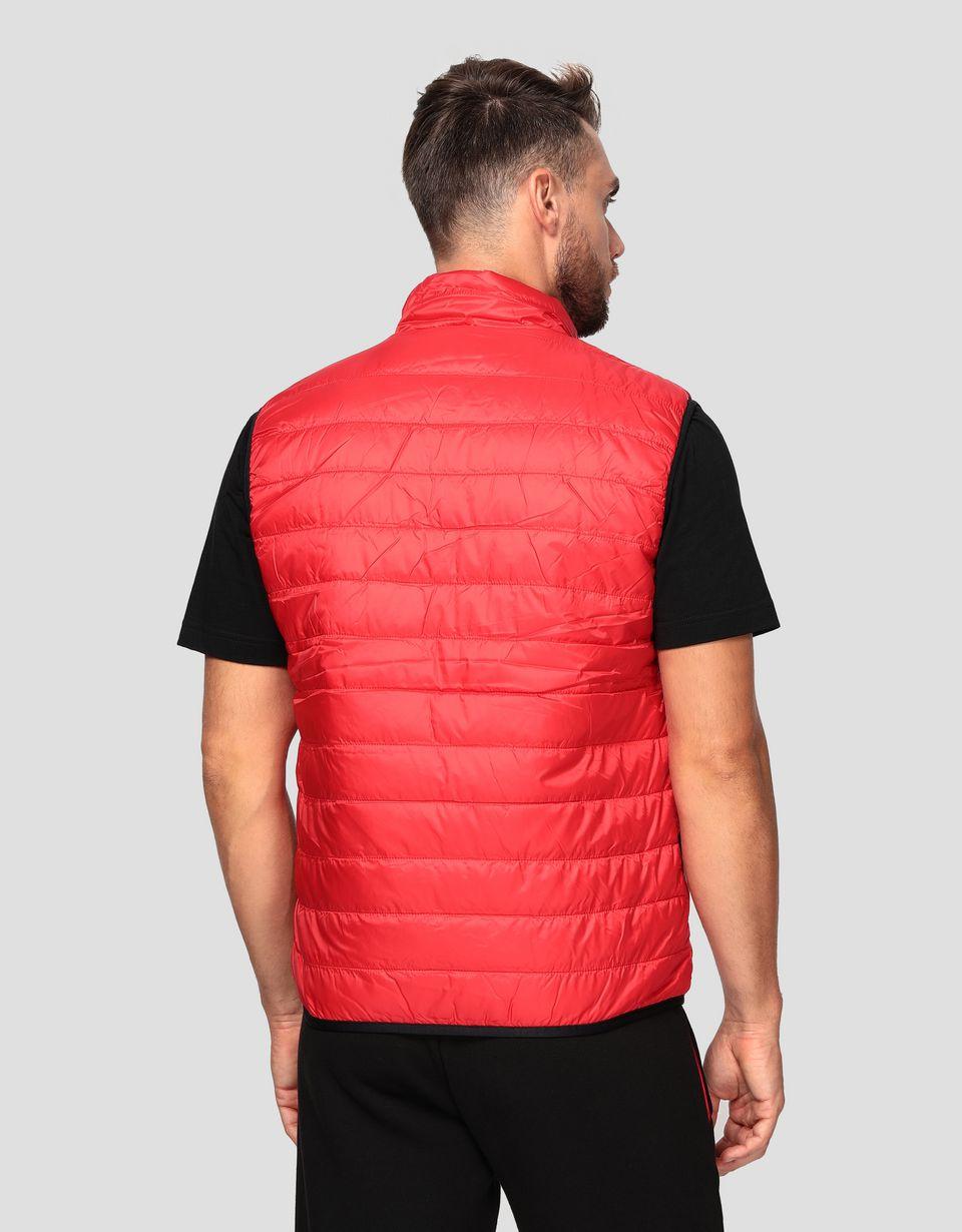 Scuderia Ferrari Online Store - Men's padded vest - Vests