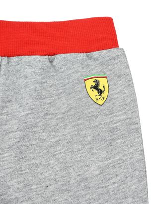 Scuderia Ferrari Online Store - Infant sweatpants with Shield -
