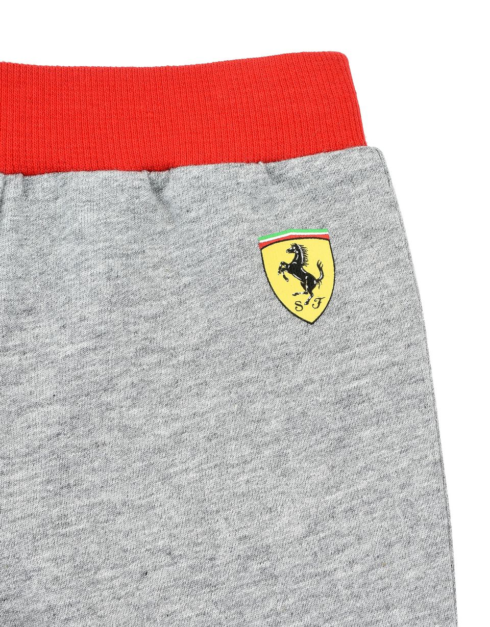 Scuderia Ferrari Online Store - Infant sweatpants with Shield - Joggers