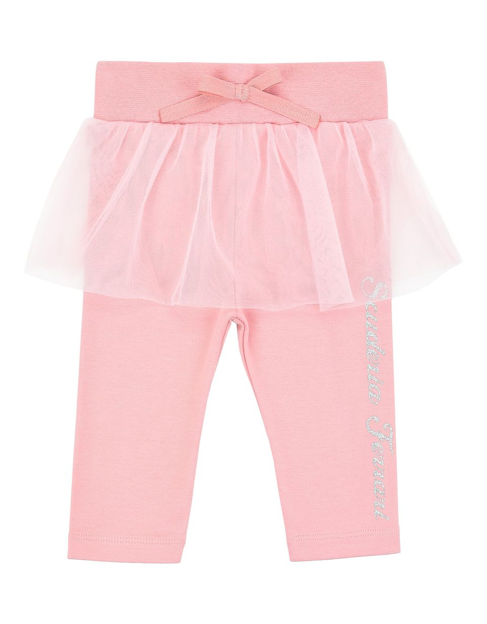 Scuderia Ferrari Online Store - Infant leggings with tulle - Tights & Yoga Pants