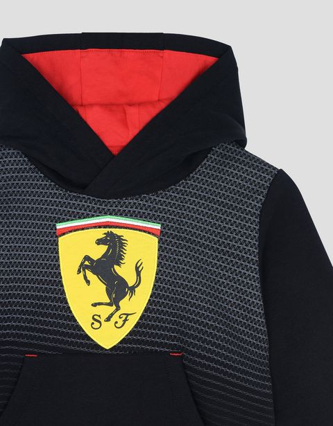 Scuderia Ferrari Online Store - Children's sweatshirt with Shield -
