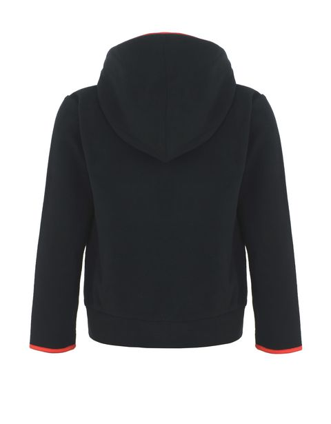 Children's full zip fleece sweatshirt