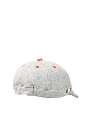 Scuderia Ferrari Online Store - Baby jersey cap with Shield - Hats
