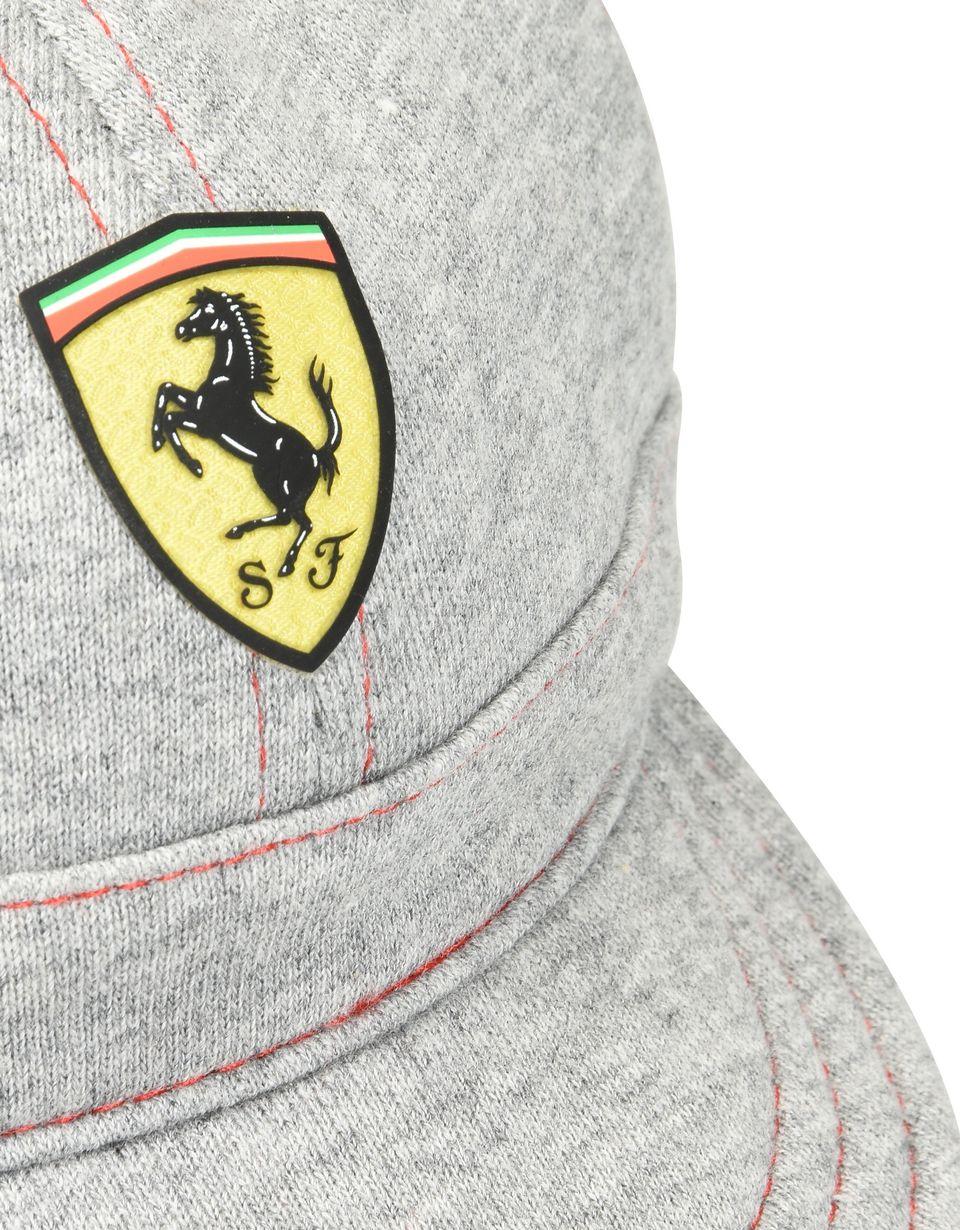 Scuderia Ferrari Online Store - スクデット付きジャージー製ベビーキャップ - ハット