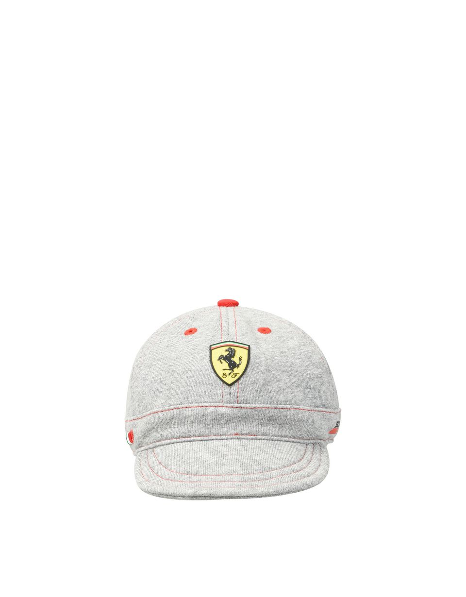 Scuderia Ferrari Online Store - Baby jersey cap with Shield - Hats