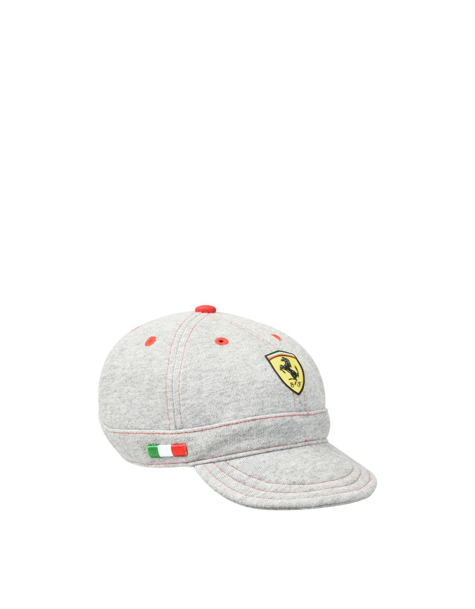 Scuderia Ferrari Online Store - Baby's jersey cap featuring the Shield - Hats