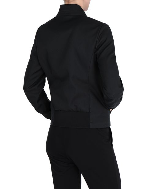 Technical fabric women's blazer