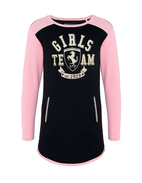 Vestito bambina ʺGirls Teamʺ