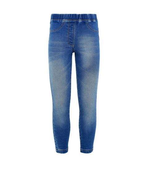 Jeggings bambina con Scudetto