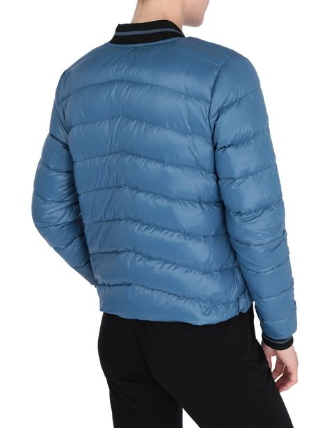 Packable real down women's jacket