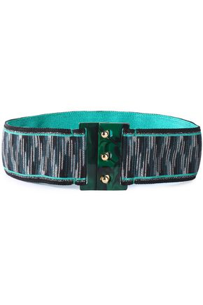 MISSONI Jacquard belt