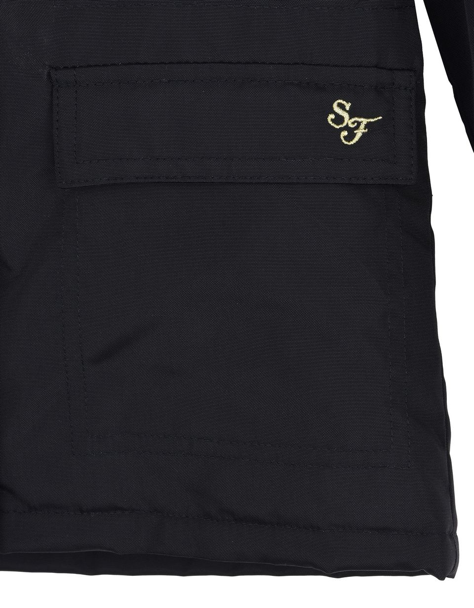 Scuderia Ferrari Online Store - Girls' water-resistant padded parka -