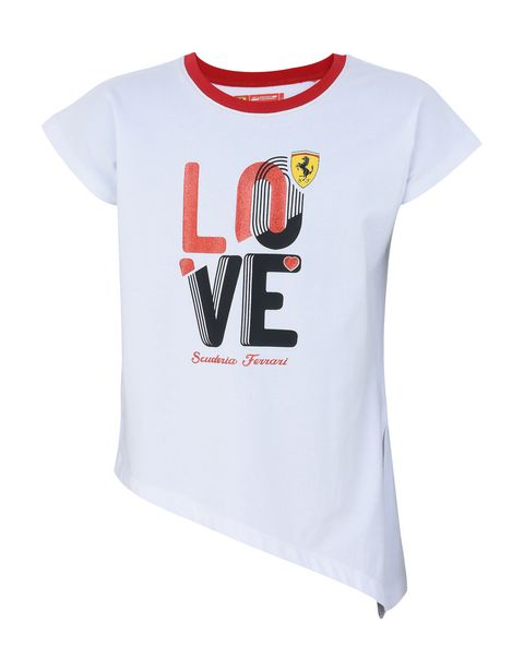 T-shirt fille LOVE