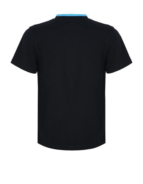 Men's jersey T-shirt with reflective print