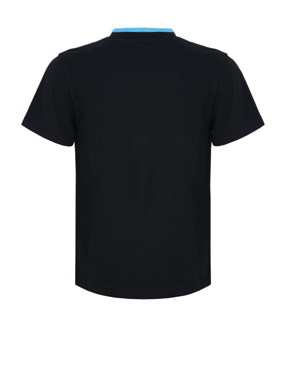 Scuderia Ferrari Online Store - T-shirt enfant avec imprimé circuit automobile - T-shirts à manches courtes