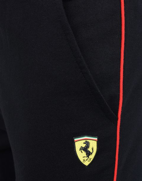 Scuderia Ferrari Online Store - Girls' fleece sweatpants - Joggers