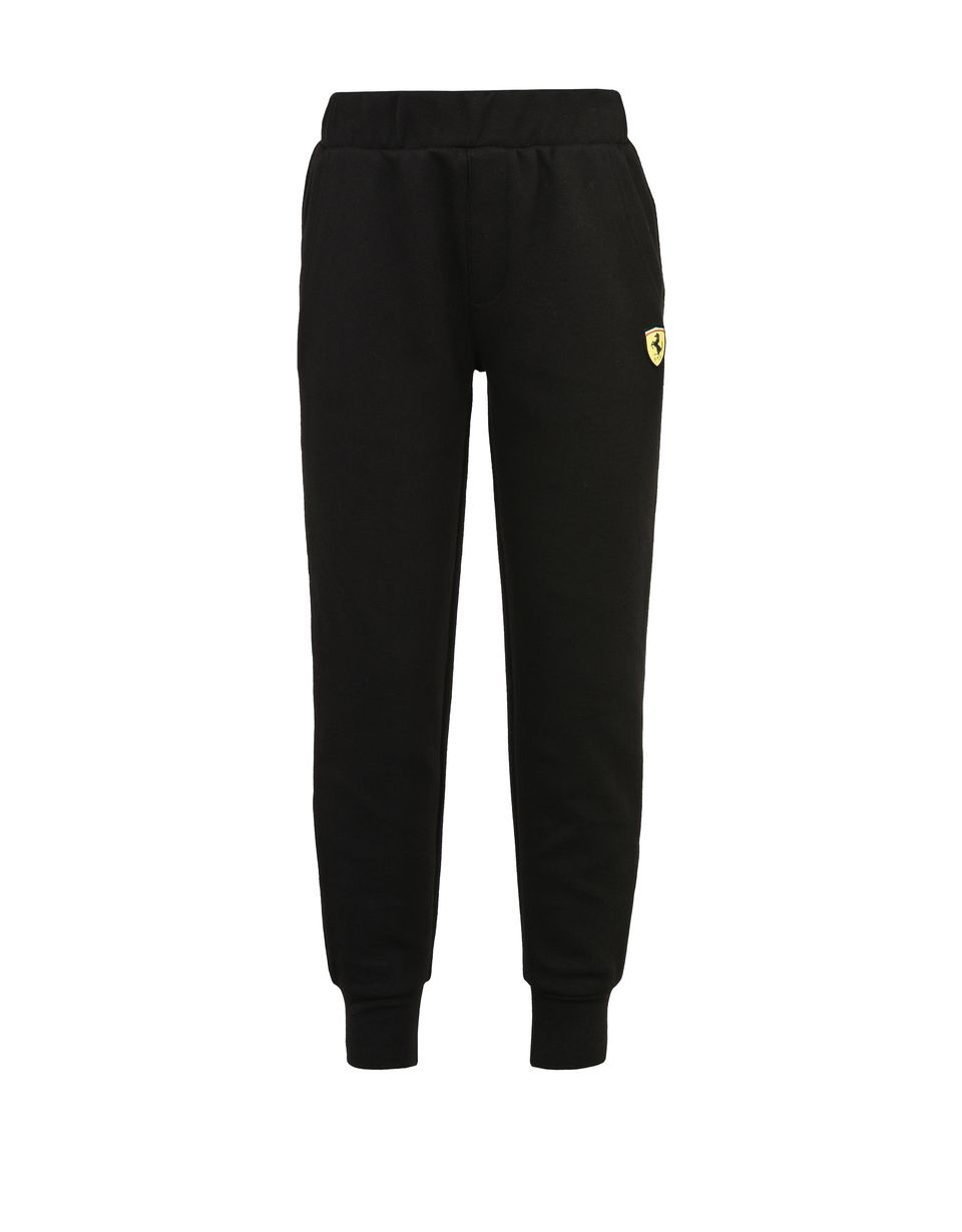 Scuderia Ferrari Online Store - Children's trousers in double knit fabric - Joggers