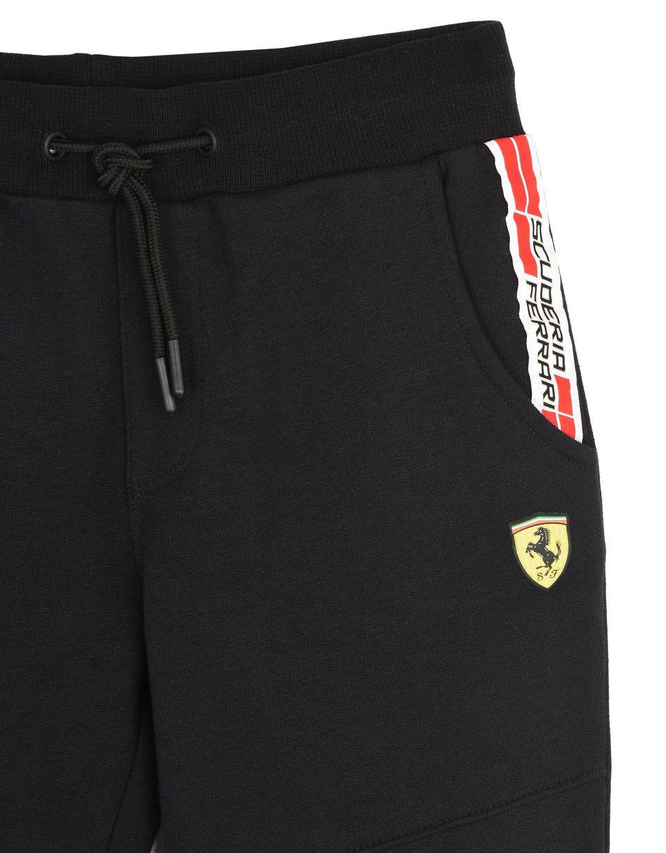 Scuderia Ferrari Online Store - Kinderhose aus Sweatshirt-Stoff - Sporthosen